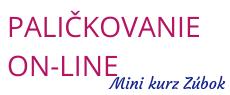 Paličkovanie  on-line
